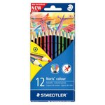 Staedtler Noris Colour Pencils 12 Pack