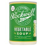 Stockwell and Co Vegetable Soup 400g