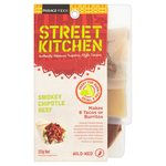 Street Kitchen Smokey Chipotle Beef 253G