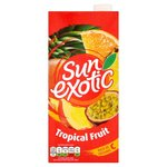 Sun Exotic Tropical Fruit Juice Drink 1L