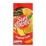 Sun Exotic Tropical Fruit Juice Drink 1L