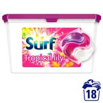 Surf Tropical Oasis 3 In 1 Capsules 18 Washes