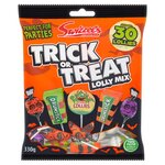 Swizzels Trick or Treat Lolly Mix 330g