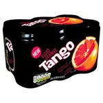 Tango Blood Orange 6X330ml Cans