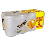 Tango Orange Sugar Free 8X330ml Cans