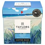 Taylors Decaffe Coffee Bags 10 per pack