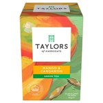 Taylors of Harrogate Kew Green Tea with Mango and Cardamom 20 Teabags
