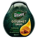 Teisseire Gourmet Drops Caramel Coffee Syrup 66ml