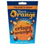 Terrys Chocolate Orange Milk Crispy Oranges 125g