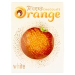 Terrys White Chocolate Orange 147g