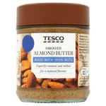 Tesco 100% Smooth Almond Butter 170g