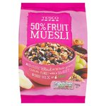 Tesco 50% Fruit Muesli 750g
