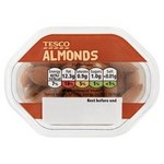 Tesco Almonds Snack Pack 50G