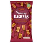 Tesco Bacon Rashers Snacks 300g