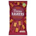 Tesco Bacon Rashers Snacks 300g