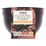 Tesco Chocolate And Salted Caramel Sponge Pudding 227G