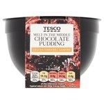 Tesco Chocolate And Salted Caramel Sponge Pudding 227G