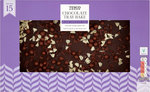 Tesco Chocolate Party Tray Bake 750g