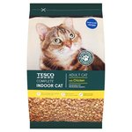Tesco Complete Indoor Cat with Chicken for Adult Cats 1Kg