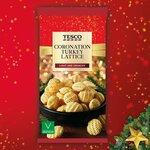 Tesco Coronation Turkey Lattice Potato and Rice Snack 125g