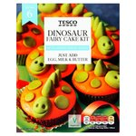 Tesco Dinosaur Fairy Cake Kit 255G