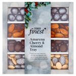 Tesco Finest Christmas Amarena Cherry And Almond Tray 290g