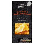 Tesco Finest Sweet Chilli And Nigella Seeds Flatbread 150G