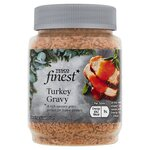 Tesco Finest Turkey Gravy Granules With Sage and Onion 200g Jar