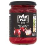Tesco Fire Pit Sweet Pickled Red Onions 340G
