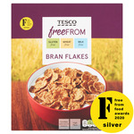 Tesco Free From Bran Flakes 300g