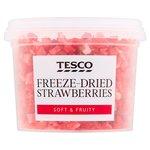 Tesco Freeze Dried Strawberries 7G