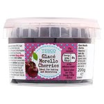 Tesco Glace Morello Cherries 200g