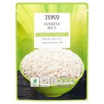 Tesco Microwave Jasmine Rice 250g
