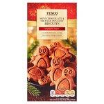 Tesco Mini Chocolate and Orange Penguins 100g