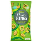Tesco Onion Rings Snacks 300g
