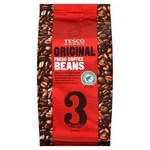 Tesco Original Coffee Beans 227g