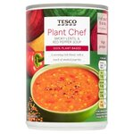 Tesco Plant Chef Lentil and Pepper Soup 400g