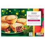 Tesco Plant Chef Mince Pies 6 Pack