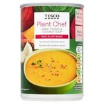 Tesco Plant Chef Sweet Potato and Coconut Soup 400g