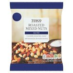 Tesco Roasted Salted Mixed Nuts 200g