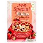 Tesco Special Flakes and Fruit 375g
