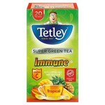 Tetley Super Green Tea Immune Tropical 20 Teabags