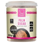 Thai Taste Palm Sugar 200g