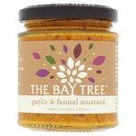 The Bay Tree Garlic and Fennel Mustard 180g