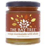 The Bay Tree Orange Marmalade with Whisky 220g
