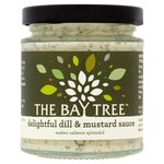The Bay Tree Sauce Dill Mustard 210g