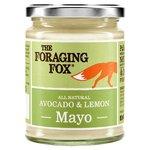 The Foraging Fox Avocado and Lemon Mayo 240g