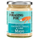 The Foraging Fox Coconut Chilli and Lime Mayo 240g