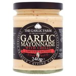 The Garlic Farm Mayonnaise with Chilli 250g