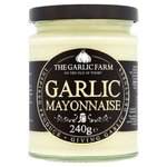 The Garlic Farm Mayonnaise with Mint 250g